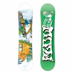Dětský snowboard Flow Micron Mini 2014/15 pro nejmenší i větší děti